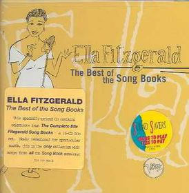 Ella Fitzgerald - Best Of The Songbooks (CD)