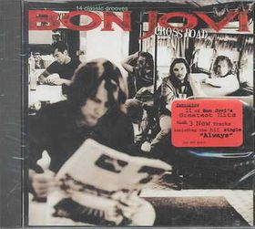 Bon Jovi - Crossroads - Best Of Bon Jovi (CD)