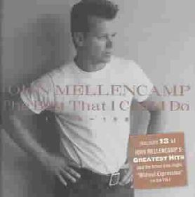 John Mellencamp - Best That I Could Do 1978 - 1988 (CD)