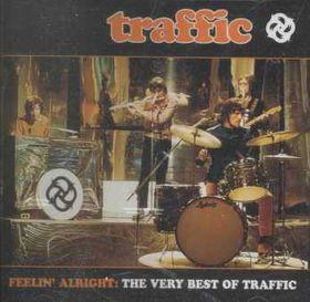 Traffic - Feelin' Alright - Very Best Of Traffic (CD)