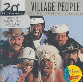 Village People - Millennium Collection - Best Of Village People (CD)