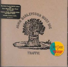 Traffic - John Barleycorn Must Die (CD)