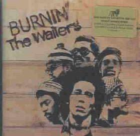 Wailers - Burnin' (CD)