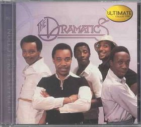 Dramatics - Ultimate Collection (CD)