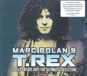 Marc Bolan & T.Rex - 20th Century Boy - Best Of T.rex (CD)