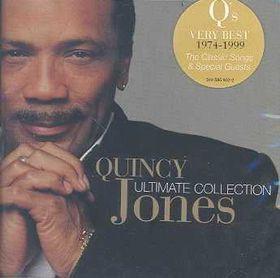 Quincy Jones - Ultimate Collection (CD)