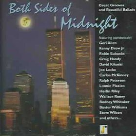 Both Sides of Midnight - (Import CD)