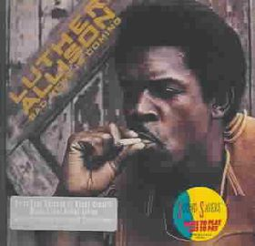 Luther Allison - Bad News Is Coming (CD)