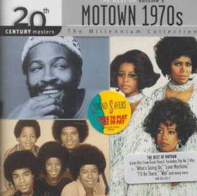 Motown 70s Vol.2-20th Century Masters - (Import CD)