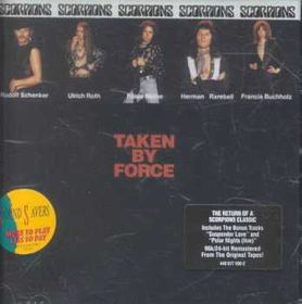 Taken by Force - (Import CD)