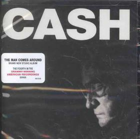 Johnny Cash - Man Comes Around (CD)