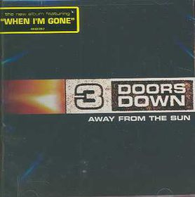 3 Doors Down - Away From The Sun (CD)
