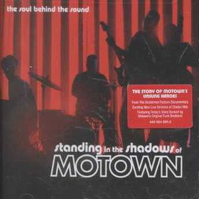 Original Soundtrack - Standing In The Shadows Of Motown (CD)