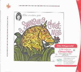 Ella Fitzgerald - Ella Wishes You A Swinging Christmas (CD)