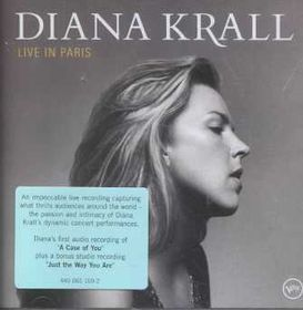 Diana Krall - Live In Paris (CD)