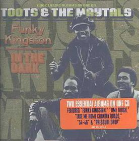 Toots And The Maytal - Funky Kingston (CD)