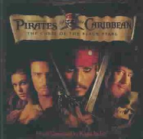 Pirates of the Caribbean (OST) - (Import CD)