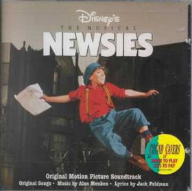 Newsies (OST) - (Import CD)