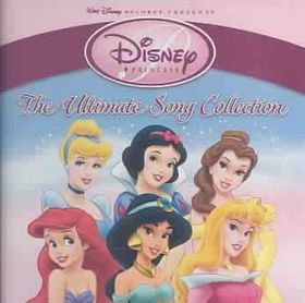 Disney Princess:Ultimate Song Collect - (Import CD)