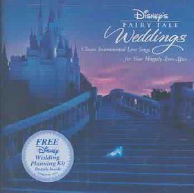 Disney's Fairy Tale Weddings - (Import CD)