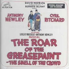 Roar of the Greasepaint the Smell of - (Import CD)