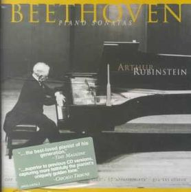Arthur Rubinstein - Piano Sonatas No.8, Op13 (CD)