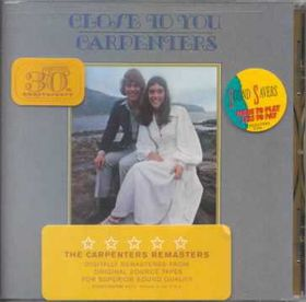 Carpenters - Close To You (CD)