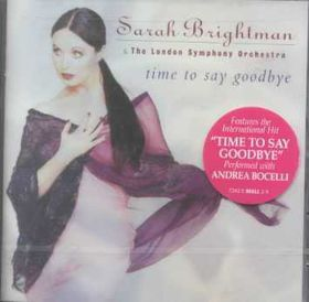 Sarah Brightman - Time To Say Goodbye (CD)