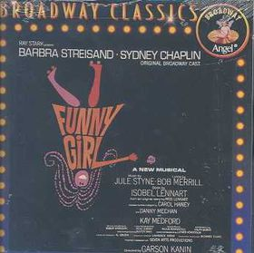 Streisand Barbara/Staple - Funny Girl (CD)