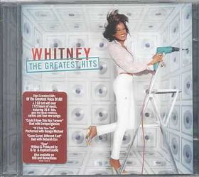 Whitney the Greatest Hits - (Import CD)