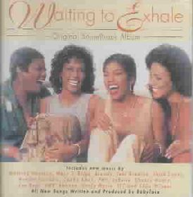 Original Soundtrack - Waiting To Exhale (CD)