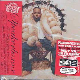 Speakerboxxx/the Love Below - (Import CD)
