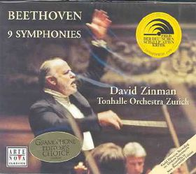 Zinman David - Complete Symphony Edition (CD)