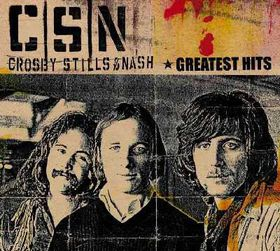 Crosby, Stills & Nash - Greatest Hits (CD)