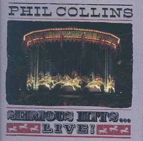 Serious Hits...Live! - (Import CD)