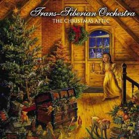 Trans-Siberian Orchestra - Christmas Attic (CD)