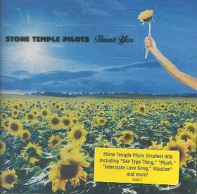 Stone Temple Pilots - Thank You - Best Of The Stone Temple Pilots (CD)