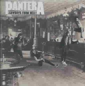 Pantera - Cowboys From Hell (CD)