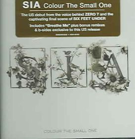 Colour the Small One - (Import CD)