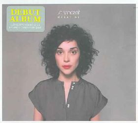 St. Vincent - Marry Me (CD)