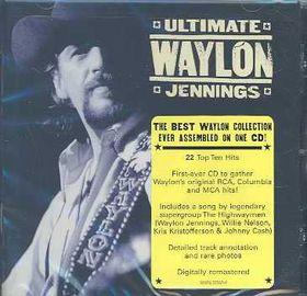 Jennings Waylon - Ultimate Waylon Jennings (CD)