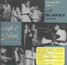 Blakey Art - A Night At Birdland - Vol.1 Remastered (CD)