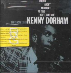 Kenny Dorham - Round About Midnight At The Cafe Bohemia (CD)
