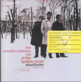 Ornette Coleman - Live At The Golden Circle - Vol 1 (CD)