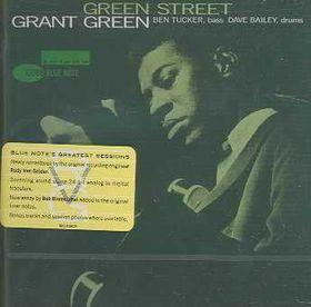 Grant Green - Green Street (CD)