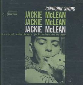 Mclean Jackie - Capuchin Swing - Remastered (CD)