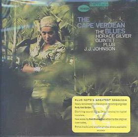 Silver Horace - The Cape Verdean Blues - Remastered (CD)