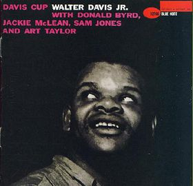 Walter Davis Jr. - Davis Cup - Remastered (CD)