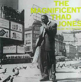Jones Thad - Magnificent Thad Jones - Remastered (CD)