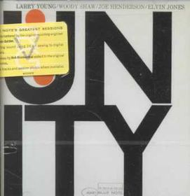 Young Larry - Unity (CD)